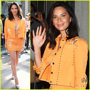 Olivia Munn Debuts New 'Lego Ninjago' Trailer at Comic-Con – Watch Here!