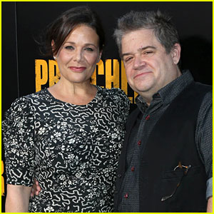 Patton Oswalt Is Engaged to Meredith Salenger!