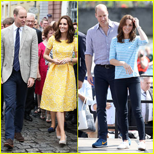 Prince William Defeats Kate Middleton in German Rowing Race!