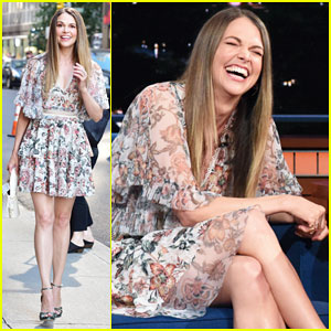 Sutton Foster Recalls Losing to 'Bronx Tale's Richard H. Blake on 'Star Search'
