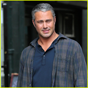 Taylor Kinney Begins Filming 'Best Day of My Life' in NYC