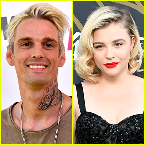 Aaron Carter Asks Chloe Moretz on a Date After She Reveals She Had a Childhood Crush on Him