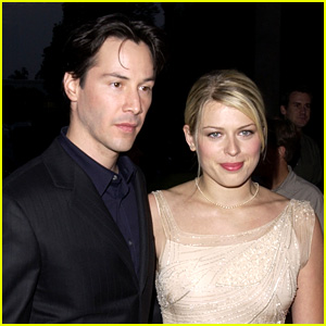 Amanda de Cadenet Was Attracted to Keanu Reeves Before They Were BFFs