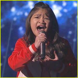 9-Year-Old Angelica Hale Sings 'Clarity' for Quarter-Finals on 'America's Got Talent' (Video)