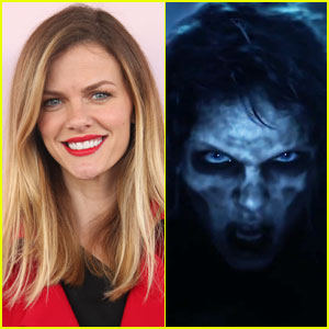 Brooklyn Decker Thinks She Looks Like Zombie Taylor Swift!