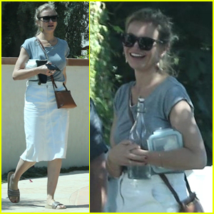 Cameron Diaz Spends the Day with Mom Billie