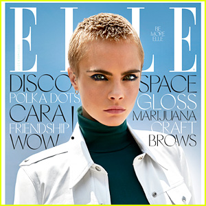Cara Delevingne Talks New Book 'Mirror Mirror': 'Life is a Beautiful Mixture of Wonderful Disaster'