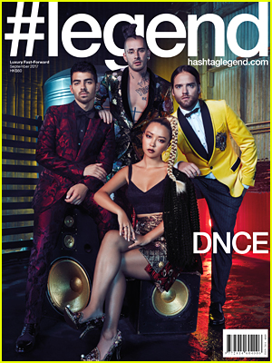 DNCE Doesn't Think They'll Be Able To Top Their Collaboration with Nicki Minaj