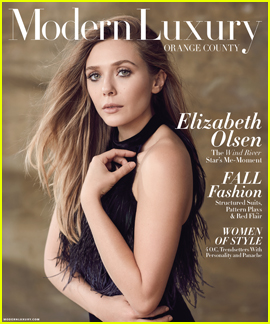 Elizabeth Olsen Spills On The Best Advice She's Gotten From Mary-Kate & Ashley