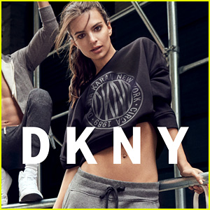 Emily Ratajkowski Stars in New Campaign for DKNY!