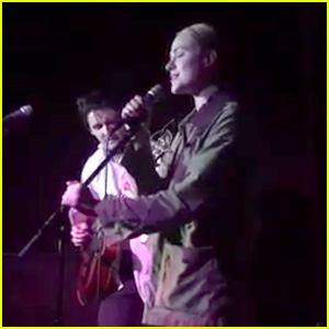 Evan Rachel Wood Sings 'Edelweiss,' Dedicates It to Her Son