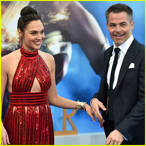 Gal Gadot Wishes Happy Birthday to Chris Pine, Her 'Wonder Woman' Co-Star!