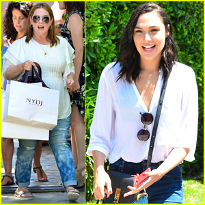 Gal Gadot & Melissa McCarthy Join Hollywood's Best at Jennifer Klein's Day of Indulgence!