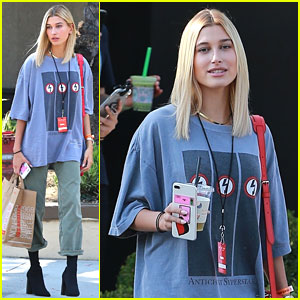 Hailey Baldwin Can't Wait For Next Zoe Conference In 2 Years