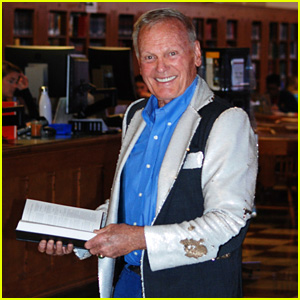 Hollywood Legend Tab Hunter Poses for New Photo Shoot at 86