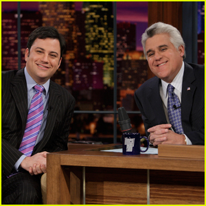 Jimmy Kimmel & Jay Leno Ended Beef After Jimmy's Son's Open Heart Surgery