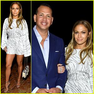 Jennifer Lopez & Alex Rodriguez Have Date Night in the Hamptons!