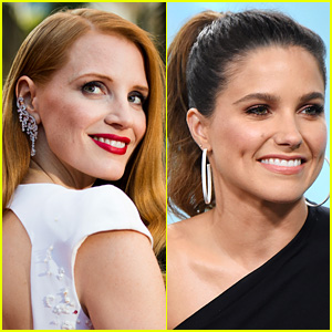 Jessica Chastain Thanks Sophia Bush for 'Miss Sloane' Praise!