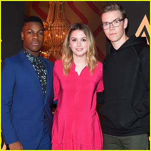 John Boyega & Will Poulter Defend Being Cast in 'Detroit'!
