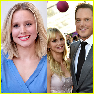 Kristen Bell Puts Positive Spin to Anna Faris & Chris Pratt's Split