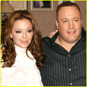 Leah Remini Says Scientology Wanted Her to Recruit Kevin James