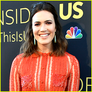 Mandy Moore Challenges Her 'This Is Us' Co-Stars to Recreate The Twinkie Cupcake - Watch!