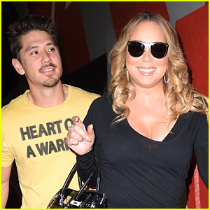 Mariah Carey & Boyfriend Bryan Tanaka Step Out for Date Night