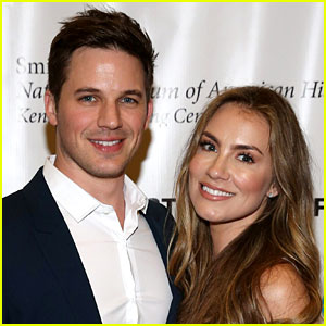 Timeless' Matt Lanter & Wife Angela Are Expecting First Child!