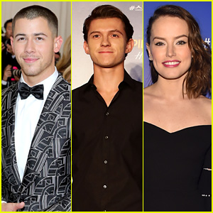 Nick Jonas Joins Tom Holland & Daisy Ridley in 'Chaos Walking'