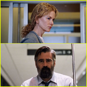 Colin Farrell & Nicole Kidman's 'Killing of a Sacred Deer' Trailer Will Freak You Out - Watch Now