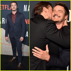 Pedro Pascal Premieres 'Narcos' Season Three in NYC