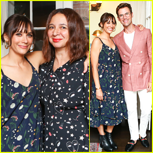 Rashida Jones Launches Away Luggage Collaboration in Hollywood