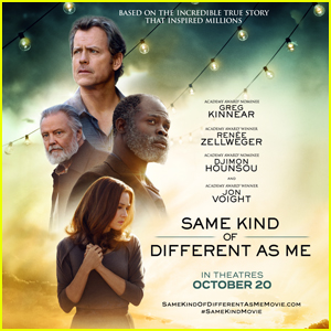 Renee Zellweger's Film 'Same Kind of Different As Me' Gets New Trailer - Watch Now!