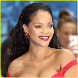 Rihanna Launches a New Fundraising Effort for Education