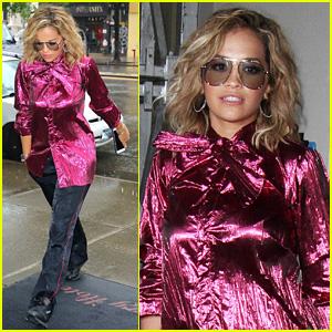 Rita Ora Announces Her Second Album Will Be Delayed Again