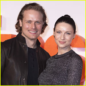Caitriona Balfe Jokes with Sam Heughan on Twitter About 'Outlander' Premiere!