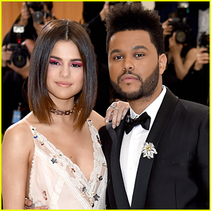 Selena Gomez & The Weeknd Enjoy Date Night at Comedy Club - See the Photo!