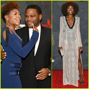 Taraji P. Henson Joins Anthony Anderson at Black Girls Rock! Awards