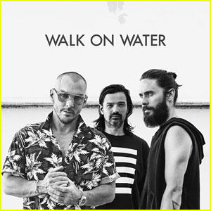 Thirty Seconds To Mars: 'Walk On Water' Stream, Lyrics & Download - Listen Here!