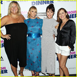 Toni Collette & 'Fun Mom Dinner' Cast Bring The Fun To NYC!