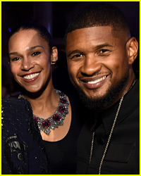Usher's Wife Isn't Bothered by STD Lawsuit