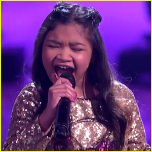 10-Year-Old Angelica Hale Sings 'Symphony' for 'America's Got Talent' Finals! (Video)