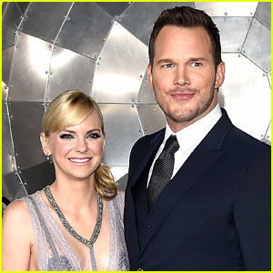 Chris Pratt Watched Anna Faris Present at Emmys: 'She Rules'