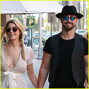 Ashley Greene & Fiance Paul Khoury Get Mani-Pedis Together!