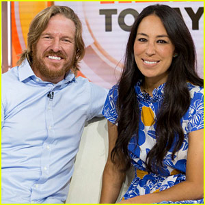 Chip & Joanna Gaines Reveal 'Fixer Upper' to End with Season 5
