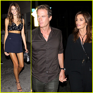 Cindy Crawford & Rande Gerber Celebrate Daughter Kaia's Sweet 16!