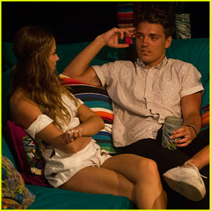 Bachelor in Paradise's Dean Unglert Reacts to That Moment with Kristina Schulman