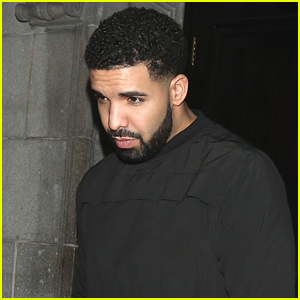 Drake Enjoys a Night Out with Friends in London