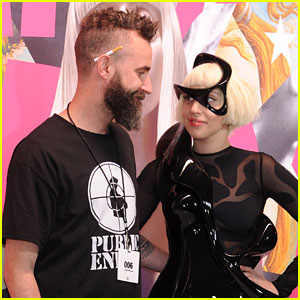 Lady Gaga Plans to Write Her Next Album With DJ White Shadow!