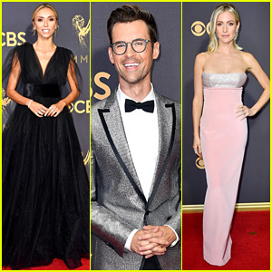 Giuliana Rancic, Brad Goreski, Kristin Cavallari, & More TV Hosts Attend the Emmys!